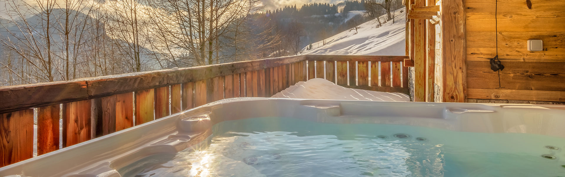 Spa jacuzzi annecy